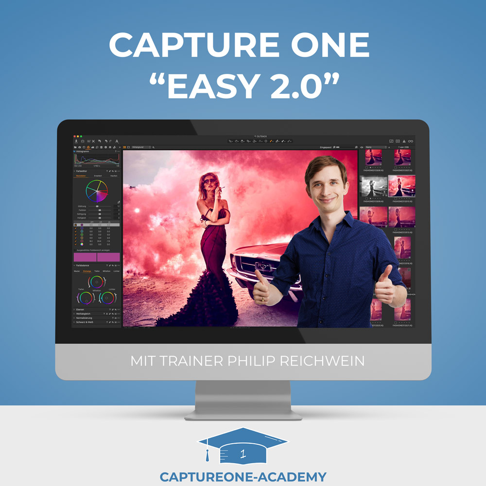 capture one videokurs easy 2.0 von Philip Reichwein